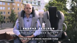 Volvo: Run-off road crashes – world-first solution by Volvo Cars