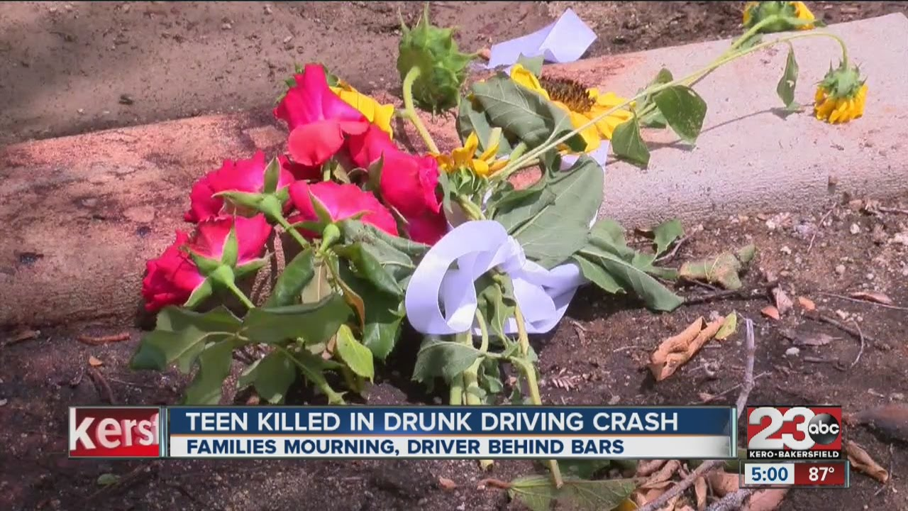 how many teenage drunk drivers died