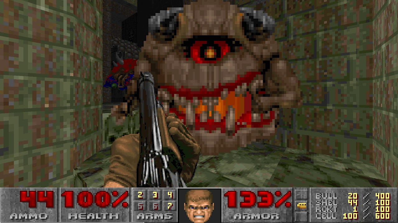 Doom II's final secret is found after 24 years | Rock Paper