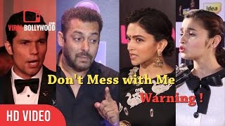 Bollywood Celebrities Losing Thier Temper | Ang...