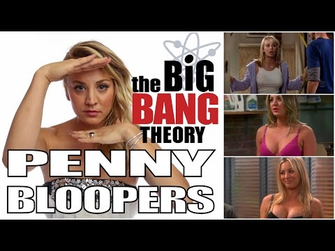 The Big Bang Theory Penny Bloopers