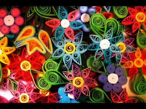 Papercraft Martisoare Handmade Quilling