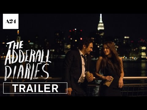 Thumbnail: The Adderall Diaries | Official Trailer HD | A24