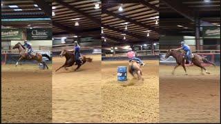 RUNNING 4 HORSES AT A JACKPOT!