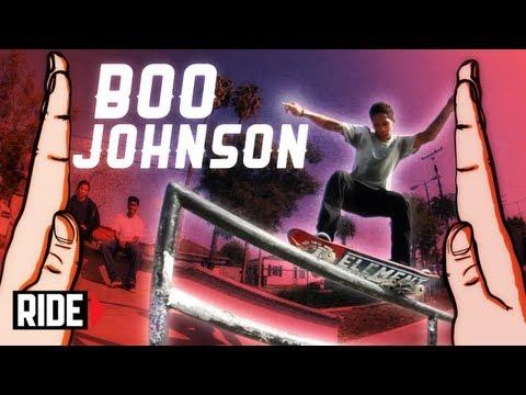 Boo Johnson - High-Fived