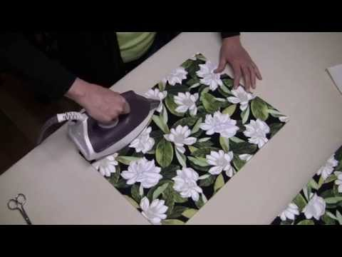 Sew Reversable Placemats