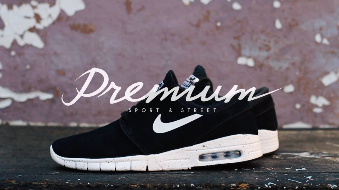 eca14f19f6e605 Nike Stefan Janoski Max - YouTube