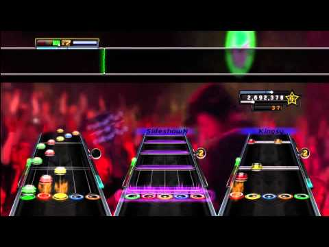 Nothing to Say - Slash (with M. Shadows) Expert+ Full Band Guitar Hero: Warriors of Rock