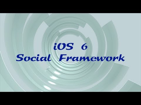 iOS6 Social Framework & UIActivityView (Xcode, iPhone, iPad, Objective-C)