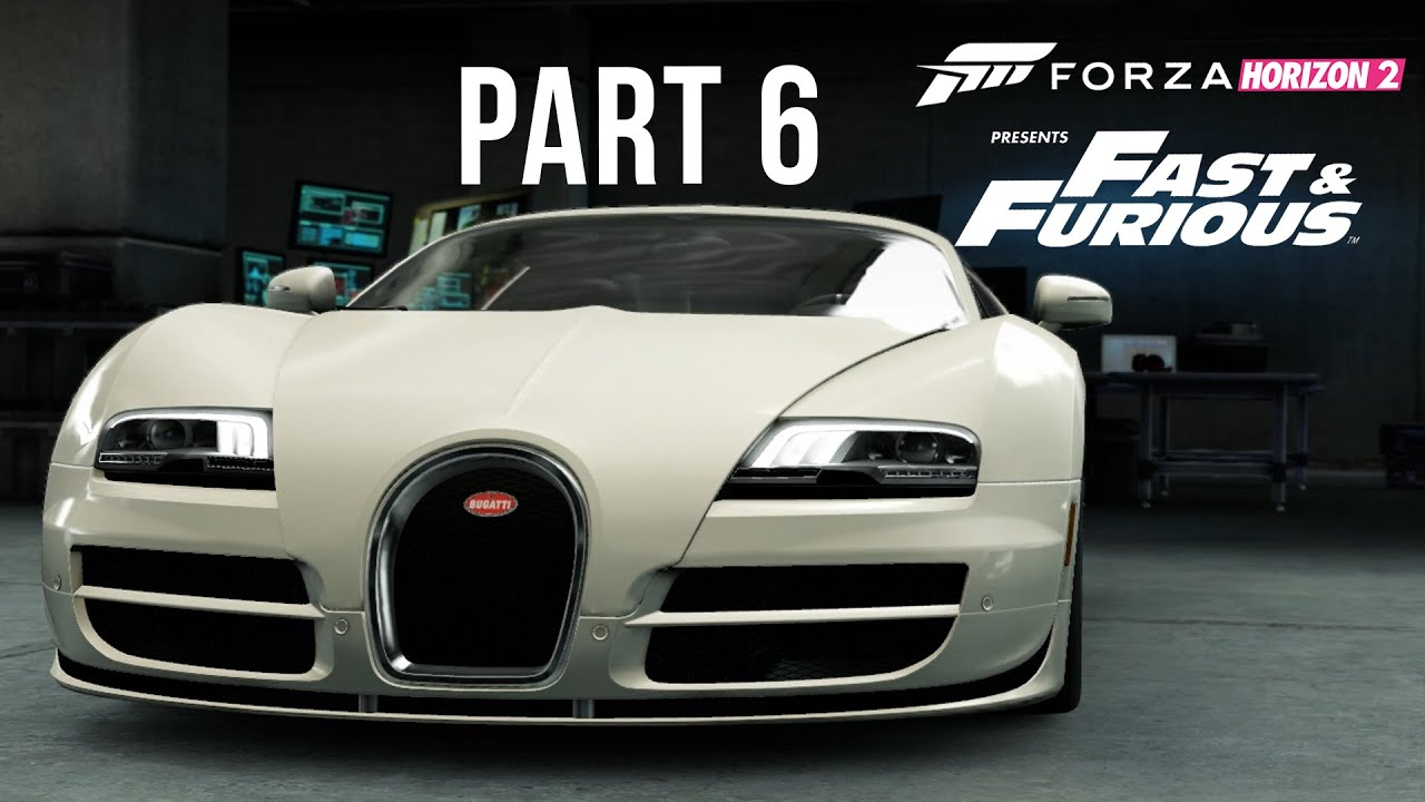 forza horizon 2 presents fast furious gameplay walkthrough part 6 bugatti veyron youtube. Black Bedroom Furniture Sets. Home Design Ideas