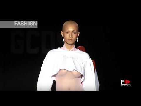 GCDS Spring Summer 2018 Menswear Milan - Fashion Channel