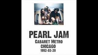 Pearl Jam - You Tell Me (improv) & Even Flow