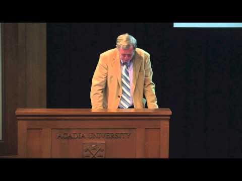 Hayward 2012 Lecture 3: Dr. C. Stephen Evans