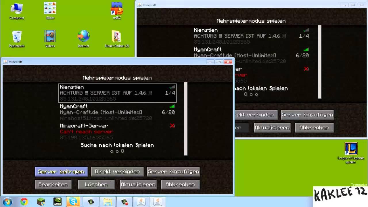 Minecraft Cracked Namen ändern TutorialHD YouTube - Minecraft cracked namen andern