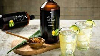 Verway AG | BIO Aloe Saft mit Honig 🍯 | mit Simeon Wilhelm | Ilhan Dogan