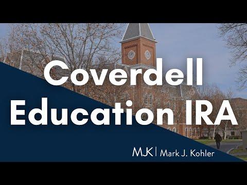 What is an Educational IRA? | Mark J Kohler | Tax & Legal Tip