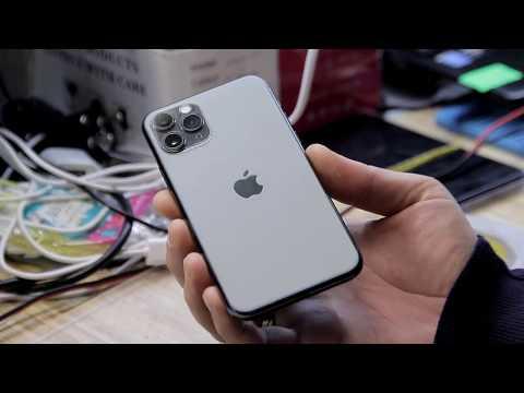Замена заднего стекла (панели) IPhone 11 Pro Max с сохранением оригинального корпуса