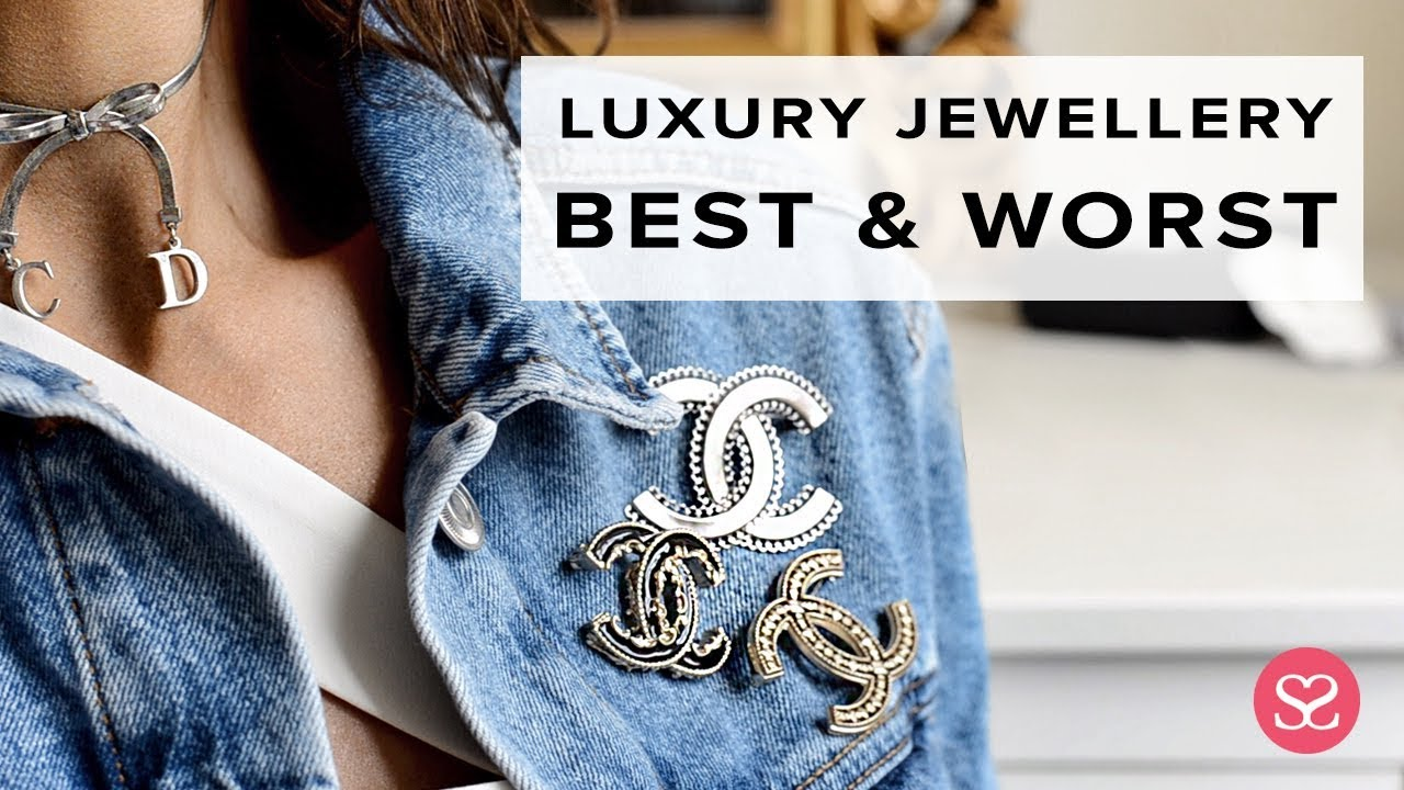 0e791e085da4 DESIGNER JEWELLERY COLLECTION: Best & Worst Purchases! | CHANEL DIOR HERMES  | Sophie Shohet