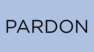 RIDSA - Pardon [Vidéo Lyrics]