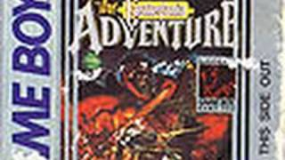 Game | Classic Game Room CASTLEVANIA THE ADVENTURE for Game Boy review | Classic Game Room CASTLEVANIA THE ADVENTURE for Game Boy review