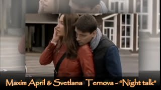 Maxim April & Svetlana  Ternova -