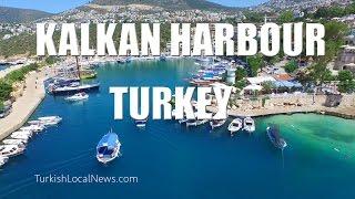 Kalkan Harbour, Kas, Turkey