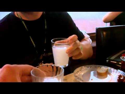 Drinking Raki