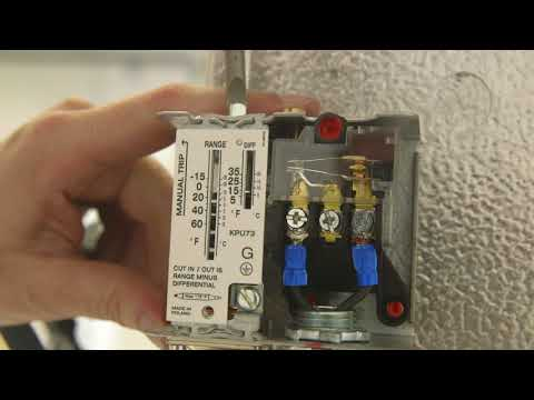 How to install a Danfoss 60/70 series thermostat - YouTube Danfoss Ut Wiring Diagram on