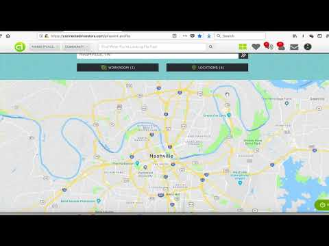 Pinpoint Profits Connected Investors Software