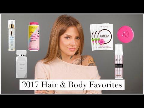 2017 Hair & Body Favorites | Vegan & Cruelty Free