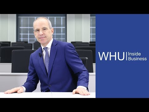 WHU Inside Business | Christoph Debus - Keeping pace with a rapid changing world