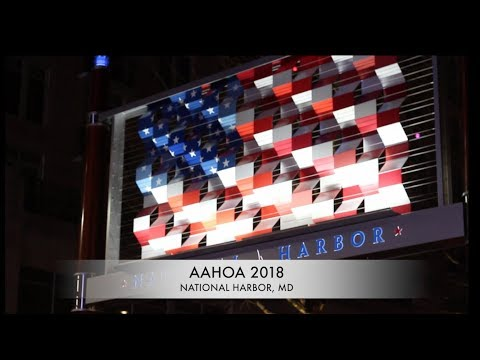 2018 AAHOA Convention and Tradeshow | National Harbor, MD (Video Recap)