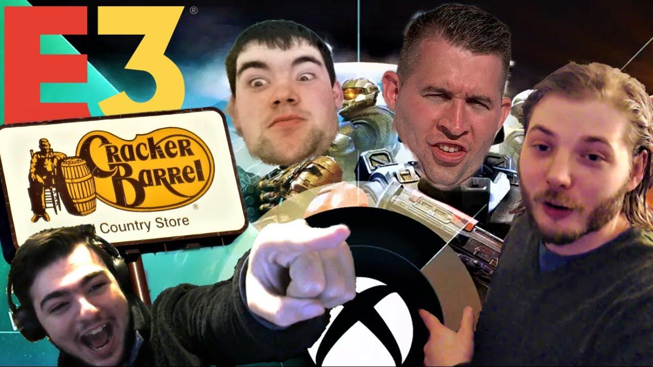 REACTION - E3 2021 - Xbox & Bethesda Games Showcase (Good Feelz Podcast)