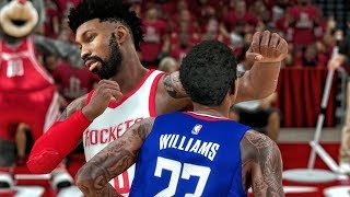 PUNCHING LOU WILLIAMS IN GAME 7 OF THE PLAYOFFS! NBA 2K18 My Career Gameplay Ep. 31