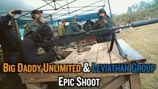 Big Daddy Unlimited & Leviathan Group EPIC SHOOT 2019