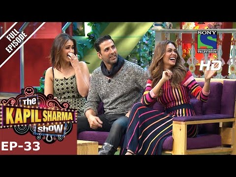 The Kapil Sharma Show - दी कपिल शर्मा शो-Episode 33–Rustom in Kapil's Mohalla– 13th August 2016
