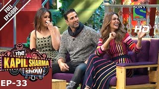 The Kapil Sharma Show - दी कपिल शर्मा शो-Ep-33-Rustom in Kapil's Mohalla- 13th Aug 2016