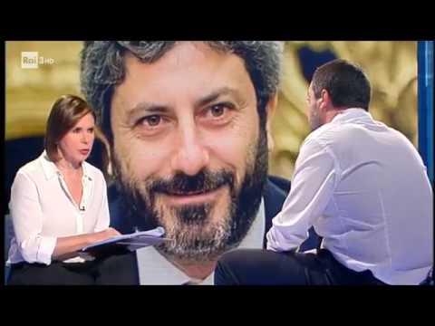 Matteo Salvini sul Decreto Sicurezza - #cartabianca 04/12/2018