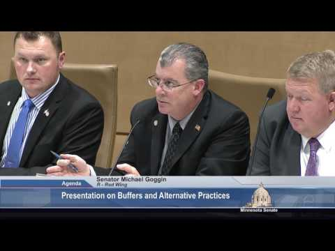 Reviewing Land Buffers to Protect Minnesota's Water Resources