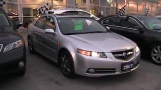 2007 Acura TL Type-S Startup Engine & In Depth Tour