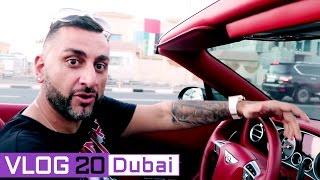 Cruising Dubai in a McLaren, Bentley and Rolls Royce (VLOG 20)
