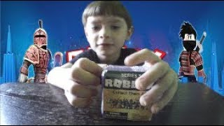 Roblox Gold Series 3 Celebrity Collection Mystery Pack(2nd unboxing)