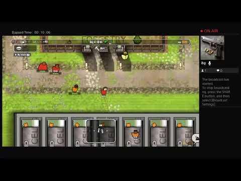 Prison architect escape mode |