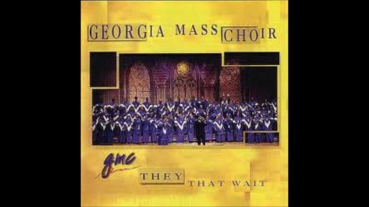 The Georgia Mass Choir Come On In The Room - YouTube
