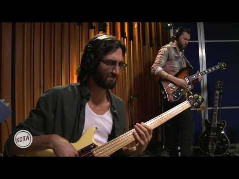 """Dawes performing """"We're All Gonna Die"""" Live on KCRW"""