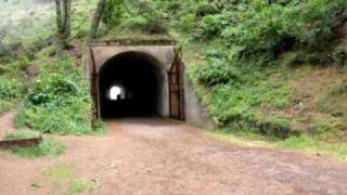Massive Tunnel With an Unexpected Surprise at the End
