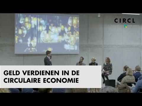 Verdienmodellen van de Circulaire Economie  –  highlights