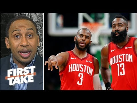 James Harden is the most indispensable player in the NBA - Stephen A. | First Take thumbnail
