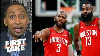 James Harden is the most indispensable player in the NBA - Stephen A. | First Take