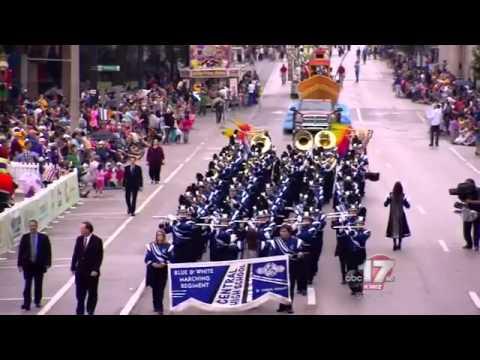 Tigers Take Orlando: 2015 Citrus Bowl Parade